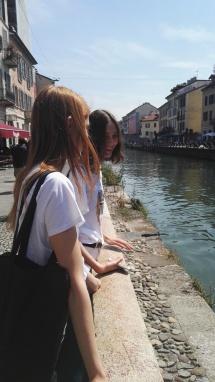 Models in Milano