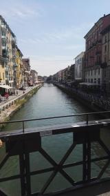 Blick von der Brücke