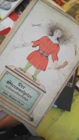 deutsches Buch auf ital. Markt