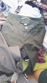 Jeans für 1 Euro